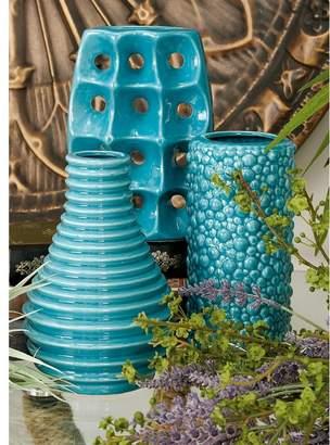 Wade Logan Nailsea Ceramic Vase Set