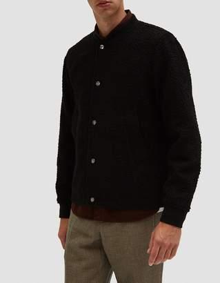 Saturdays NYC Julian Varsity Jacket