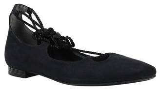 J. Renee Zurina Lace-Up Flat