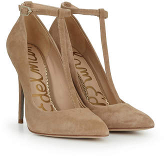 78b8c30d8 Oatmeal Pointed Toe Heels - ShopStyle