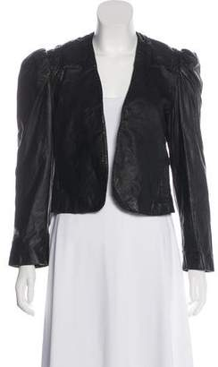 Fendi Structured Open-Front Jacket