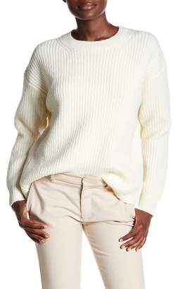 Vince Wool Blend Crew Sweater