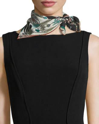 rumisu Madremonte Mini Silk Scarf