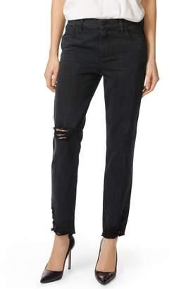 J Brand Johnny Straight Leg Jeans