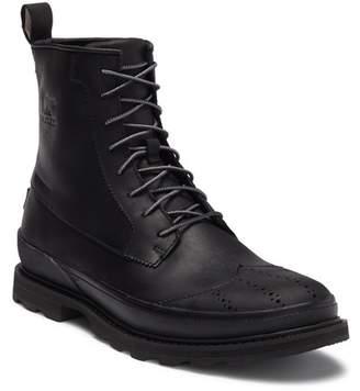 Sorel Madson Waterproof Leather Wingtip Chelsea Boot