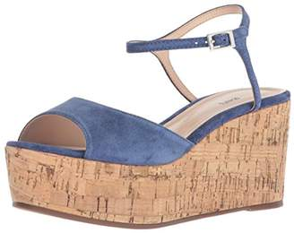 Schutz Women's Heloise Wedge Sandal