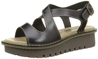 Fly London Women's KIMB456FLY Heels Sandals,40 EU