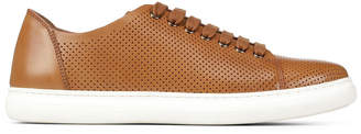 Donald J Pliner CALISE, Perforated Calf Leather Sneaker