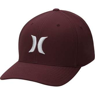 Hurley Men's Dri-fit One and Only Curved Bill Flexfit Cap