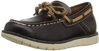 Kenneth Cole Reaction Flexy Boat 2 Boy's Boat Shoe (Toddler/Little Kid)