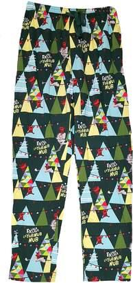 Star Wars Christmas Ewoks All Over Knit Lounge Sleep Pants