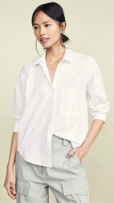 Stateside Oxford Button Down Shirt