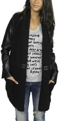 John & Jenn Zipper Detail Cardigan $184 thestylecure.com
