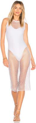 JADE SWIM Frame Dress