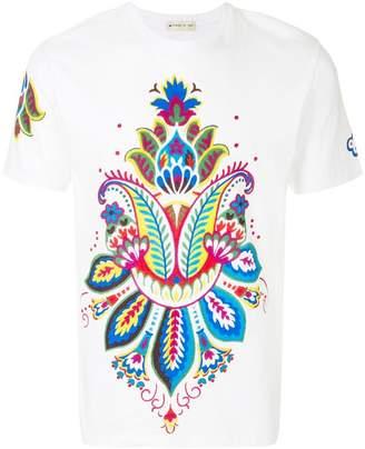 Etro floral paisley T-shirt