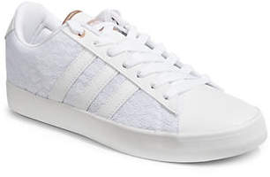 adidas Daily Logo Lace-Up Sneakers