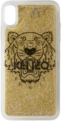 Kenzo Gold Tiger iPhone Xand Case