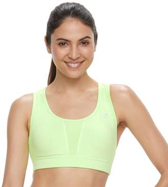 Fila Sport SPORT Performance Running Medium-Impact Sports Bra
