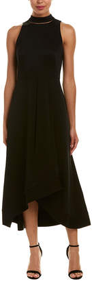 Shoshanna Midnight Midi Dress
