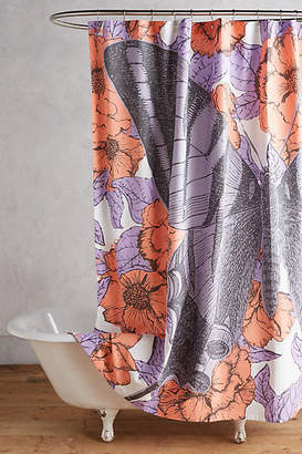 Thomas Paul Butterfly Shower Curtain