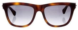 Chrome Hearts Obarydose Tortoiseshell Sunglasses