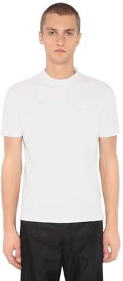 Prada Cotton Piqué T-Shirt