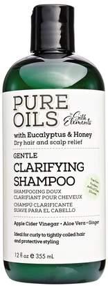 Silk Elements Eucalyptus & Honey Dry Hair & Scalp Relief Gentle Clarifying Shampoo