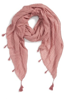 Women's Bp. Pleated Scarf $19 thestylecure.com