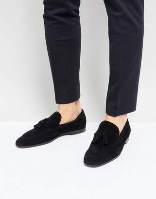 Kurt Geiger London Danza Suede Loafers