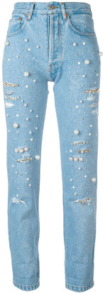 Forte Couture Vanessa jeans $363.67 thestylecure.com