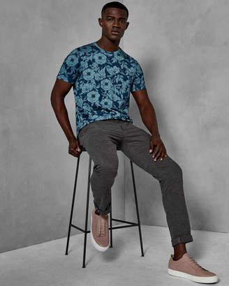 Ted Baker ROLER Floral print cotton T-shirt
