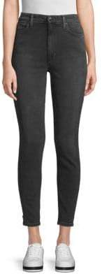 Joe's Jeans High-Rise Cropped Skinny Jeans