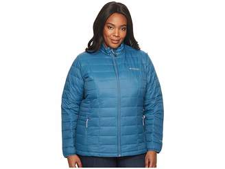 Columbia Plus Size Voodoo Falls 590 TurboDown Jacket Women's Coat