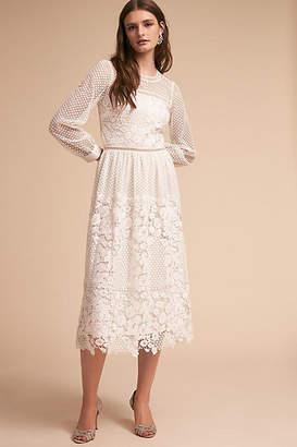 Anthropologie Edina Wedding Guest Dress