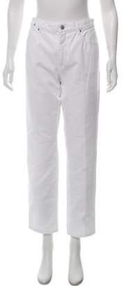 Dries Van Noten Mid-Rise Straight-Leg Jeans w/ Tags
