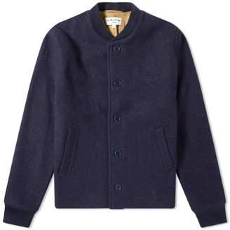 YMC Turf Wool Bomber Jacket