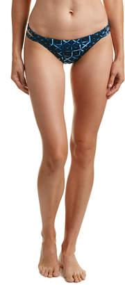 Lucky Brand Side Strap Hipster Bikini Bottom