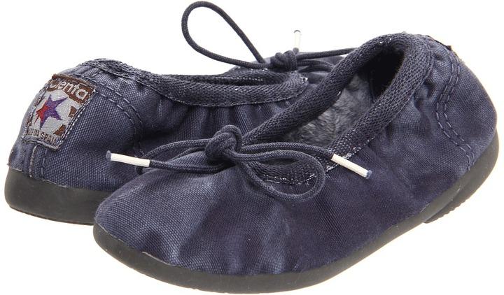 Cienta 186-957 (Toddler/Youth) (Navy) - Footwear