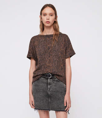AllSaints Kaa Imogen Boy T-Shirt