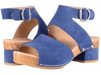 Dansko Minka Women's Toe Open Shoes