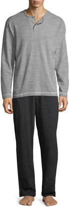 Majestic International Men's Static Knit Lounge Pants