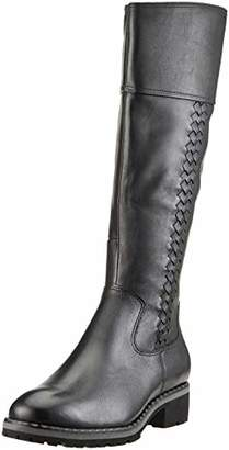 Caprice Women's 9-9-25607-21 022 Ankle Boots, (Black Nappa 22)
