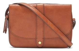 Banana Republic Vegan Leather Phone Crossbody