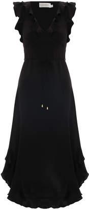 Zimmermann Ruffle Dress