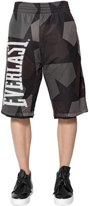 Ports 1961 Everlast Printed Mesh Shorts