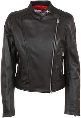Calvin Klein Slim Fit Biker Jacket