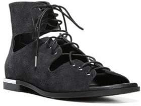 Fergie Cassie Leather Sandals