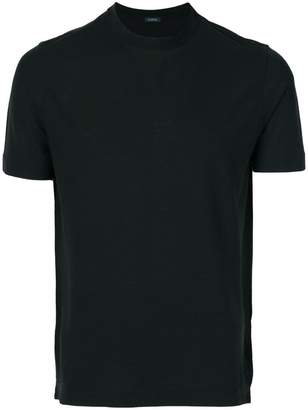 Zanone classic fitted T-shirt