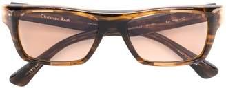 Christian Roth Eyewear rectangular sunglasses