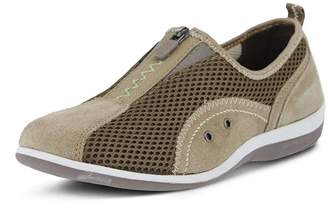 Spring Step Racer Women's Suede